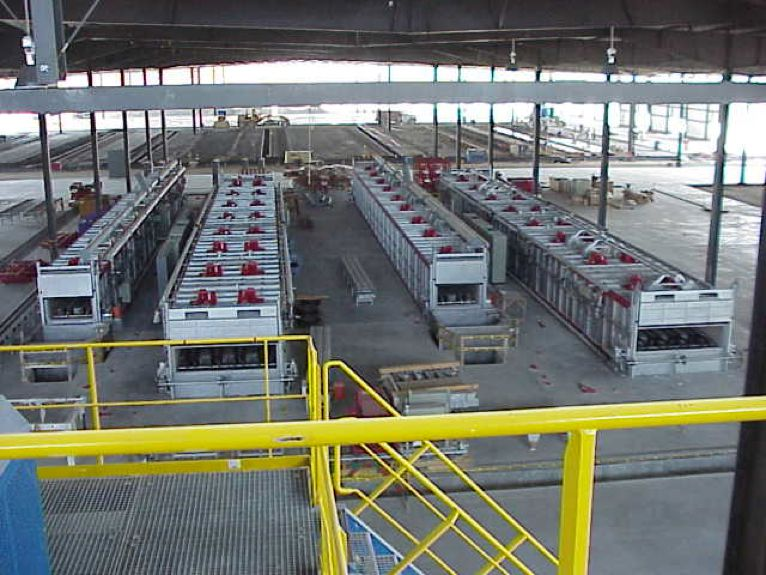 Pre Owned Trucks >> Wheel Forging Plant in Mexico | CCC Group, Inc