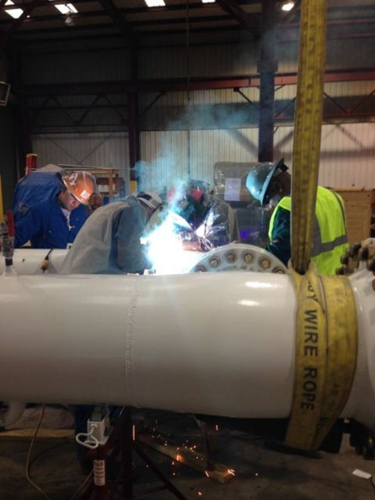 Koch Pipeline | CCC Group, Inc