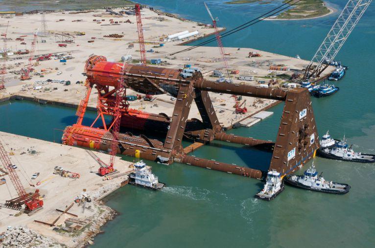 what we do construction marine construction gulf marine