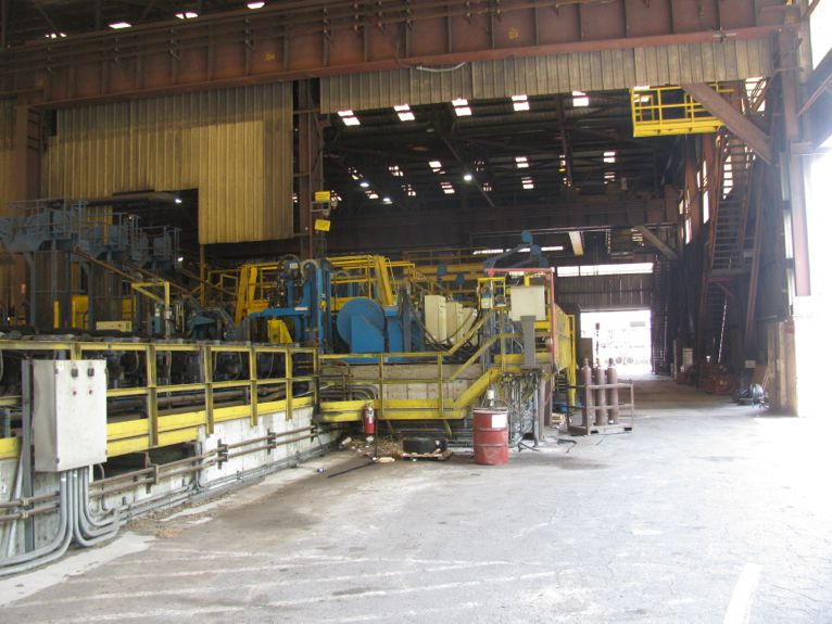What We Do | Maintenence | CMC Steel Texas | CCC Group, Inc