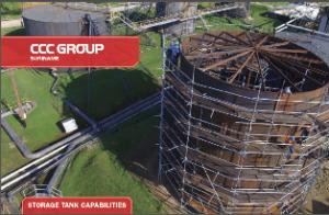 Suriname Storage Tank Capabilities