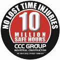 Safety Milestone met in June 2019