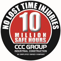 10 Million Safe Hours | CCC Group, Inc